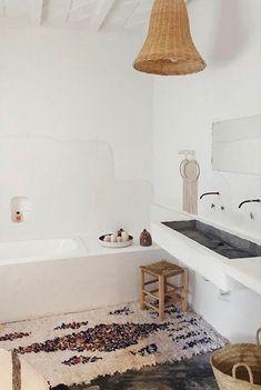Bath, Tree House, Bath Caddy, Interior, House, University Rooms, Room, Deco