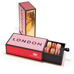'London Brick' : la boîte de chocolat design de Pierre Marcolini et Tom Dixon