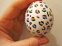 Cheetah Easter Egg