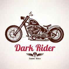 Illustration about Biker, motorcycle grunge vector silhouette, retro emblem and label. Illustration of label, grunge, racing - 64954727 Harley Davidson Tattoos, Harley Davidson Art, Oscar Logo, Motos Vintage, Calligraphy Drawing, Flower Symbol, Baby Icon, Cycling Art, Biker Chick