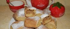 Recept Buchty s jablky French Toast, Muffin, Treats, Breakfast, Sweet, Food, Sweet Like Candy, Morning Coffee, Candy