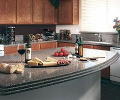 Kitchen Countertop Picks: Solid Surface Countertops