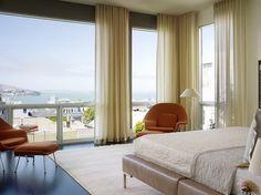 шторы с золотой каймой