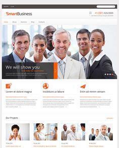 Industry Corporate Wordpress Theme