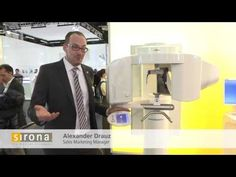 Sirona at IDS 2013: GALILEOS Comfort Plus with integrated FaceScanner