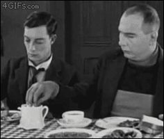 Find GIFs with the latest and newest hashtags! Search, discover and share your favorite Buster Keaton GIFs. The best GIFs are on GIPHY. Film Pictures, Best Funny Pictures, Photos, Animé Romance, Buster Keaton, Michael Pitt, Image Pinterest, Coffee Gif, Coffee Break