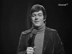 "B J Thomas - ""Raindrops Keep Falling On My Head"", TOTP (Top of the Pops) 5-2-1970."