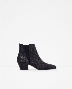 3888b6994c9 New Collection Online. Short Black BootsBlack Ankle ...