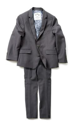 Appaman Vintage Black 2 Piece Mod Suit *Preorder*