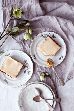 Gluten-Free & Vegan Carrot Cake by VANELJA