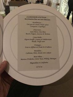 Repas du soir. Bon appétit !