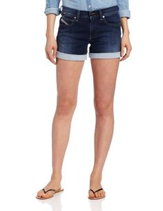 Diesel Women's Hybrid Short Pant, Dar... (bestseller)