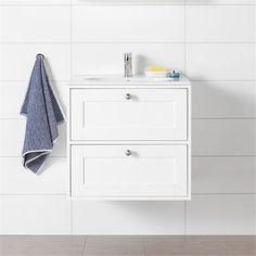 Tvättställsskåp Hafa Eden med Nedsänkt Handfat - Tvättställsskåp & kommod - Badrumsmöbler