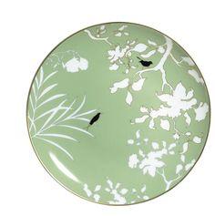 Bird Dessert Plate /Raynaud