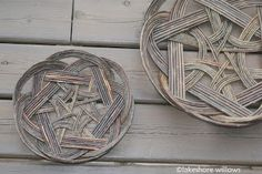 Tatza willow basket