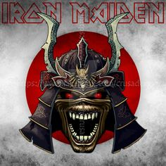 Maiden Japan 2016 by croatian-crusader