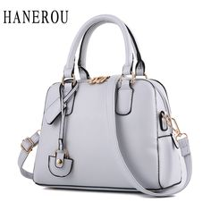 aadec631c3 New Bags Woman Concise Sweet Fashion Socialite Handbags Solid Color Blue  Pink Lavender Light Grey White Black Casual Totes from Reliable casual tote  ...