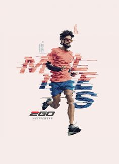 Ego: Miles - Runing   Ads of the World™