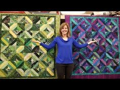 Teatime (NOT in Bali) Quilt Tutorial | Let's Make! - YouTube