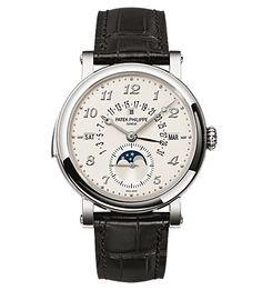 PATEK PHILIPPE SA - REF. 5213G-001 - What a watch!!