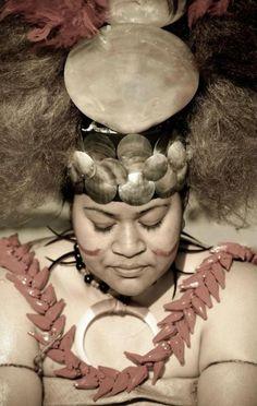 Beautiful teine from Samoa