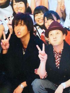 SMAP Kimura Takuya and Nakai Masahiro