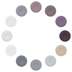Devine paint - love these colors! 5 is divine fog, 10 is divine silver