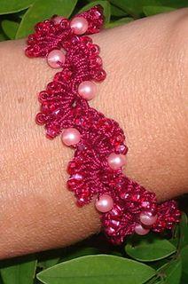 Beaded Dance Bracelet