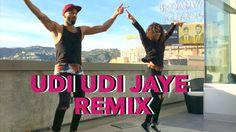 Udi Udi Jaye Dance Remix | Raees | Bolly-Hip Hop | Chase Constantino Cho...
