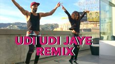Udi Udi Jaye Dance Remix | Raees | Bolly-Hip Hop | Chase Constantino Cho...