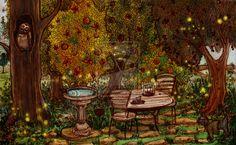 Dreamers Garden by diabolic-sun.deviantart.com on @DeviantArt