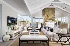 Webb & Brown-Neaves is an award winning Luxury Home Builder in Perth & WA. View our Custom Two Storey Homes Designs, find Display Homes & more. Living Room End Tables, Wood End Tables, Living Area, Living Rooms, Sofa Design, Storey Homes, Great Rooms, Custom Homes, Living Room Designs