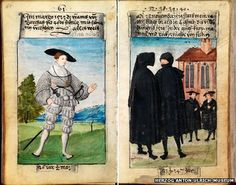 Schwarz Book of Clothes - how a 16th Century accountant ended up creating one of the most unique documents in the history of fashion - the world's first fashion book.