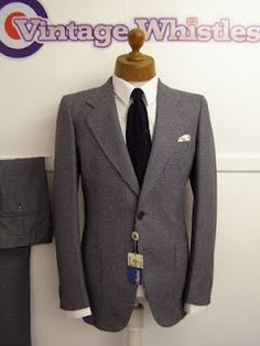Mens Vintage Clothing Blog - Vintage Menswear: Retro Wedding Suits