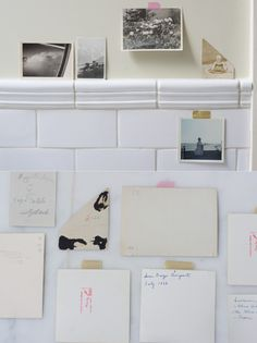 Washi Tape Display from 101 Cookbooks via Rikkianne Van Kirk
