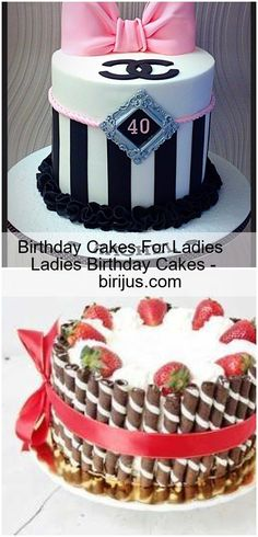40th Birthday Cakes, Birthday Cakes For Women, King Torta, Birthday Cake With Photo, Lady, Desserts, Food, Birthday Cake For Wife, Birthday Woman