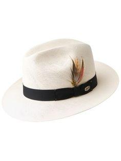 5fd00b0674180 Bailey Hanson - Straw Fedora Hat Straw Fedora