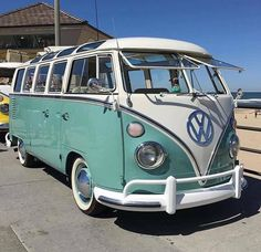 Classic Car News – Classic Car News Pics And Videos From Around The World Volkswagen Bus, Vw Camper, Vw T1, Vans Vw, T1 Samba, Old Garage, Combi Vw, Busse, Vw Cars