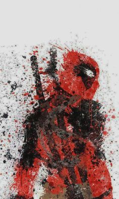 Dead Pool MARVEL Wallpaper Phone