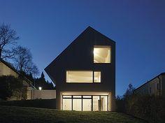 Aktivní dům Sunlighthouse (Sluneční dům) v Rakousku | Stavebnictvi3000.cz