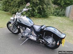 Yamaha V star 1100 Custom - Google Search