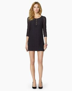 Juicy Couture Lace Dress $178.00
