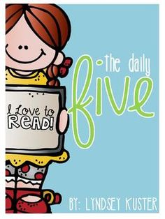 The Daily Five {FREE Classroom Resources!} This 51 page packet is full of great Daily 5 resources! I hope you and your students enjoy using these materials. Lots of other ideas on this board for Daily 5 Kindergarten Reading, Reading Activities, Teaching Reading, Teaching Ideas, Reading Lessons, Kindergarten Classroom, Writing Activities, Teaching Tools, Daily 5 Reading