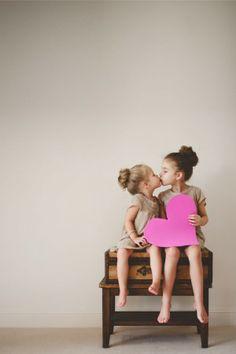 Lief! Zusjes! Liefde!