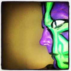 TNA Impact Zone, 11 Nov 2012 Wwe Jeff Hardy, Cool Face, Face Paintings, Instagram Posts, Art, Art Background, Kunst, Performing Arts, Art Education Resources