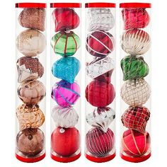 Jumbo Shatterproof Ornament Set (6 ct.) - Choose Your Style THESE ARE THE ONES YOU SAW?