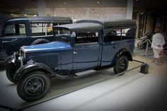 Peugeot 201T Boulangère (1933)