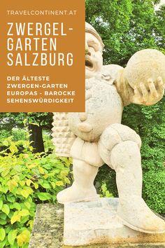 Eine interessante #Sehenswürdigkeit in #Salzburg ist der Zwergelgarten. Er ist der älteste Zwergen-#Garten Europas, mit skurrilen #Zwergen aus der #Barockzeit #mirabellgarten #gärten #ausflugstipp #österreich #familientipp Salzburg, Garden Sculpture, Outdoor Decor, Formal Gardens, Travel Inspiration, City, Viajes