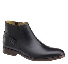 Johnston & Murphy Garner Zip Boot