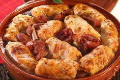 Preserve Your Heirloom Recipes in a Family Cookbook Cabbage Recipes, Meat Recipes, Cooking Recipes, Healthy Recipes, Ukrainian Recipes, Hungarian Recipes, Queens Food, Hungarian Cuisine, Romanian Food